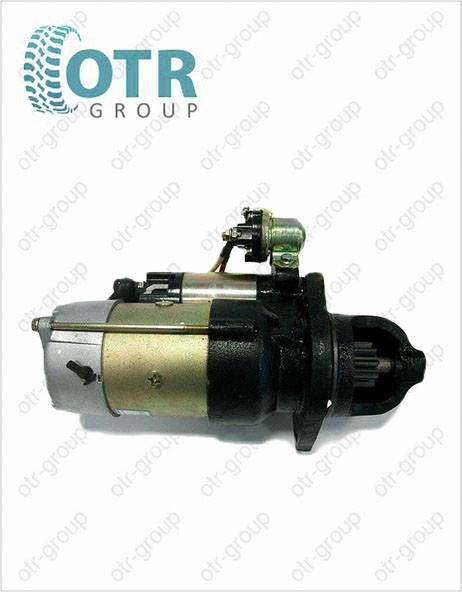 Стартер Hyundai Robex 290LC-7