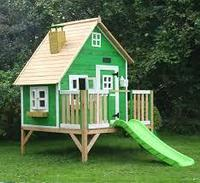 Деревянный домик Оливия