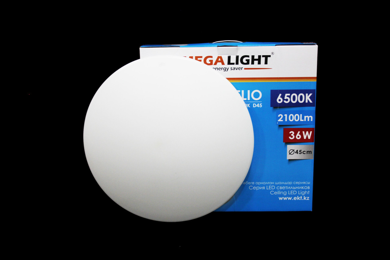 LED ДПО CL CELIO 36W 6500K d450 IP20 MEGALIGHT (10)