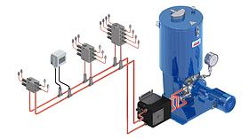 Автоматические централизованные системы смазки (АЦСС)
