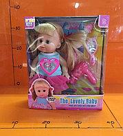 Кукла Пупс Lovely Baby интерактивная