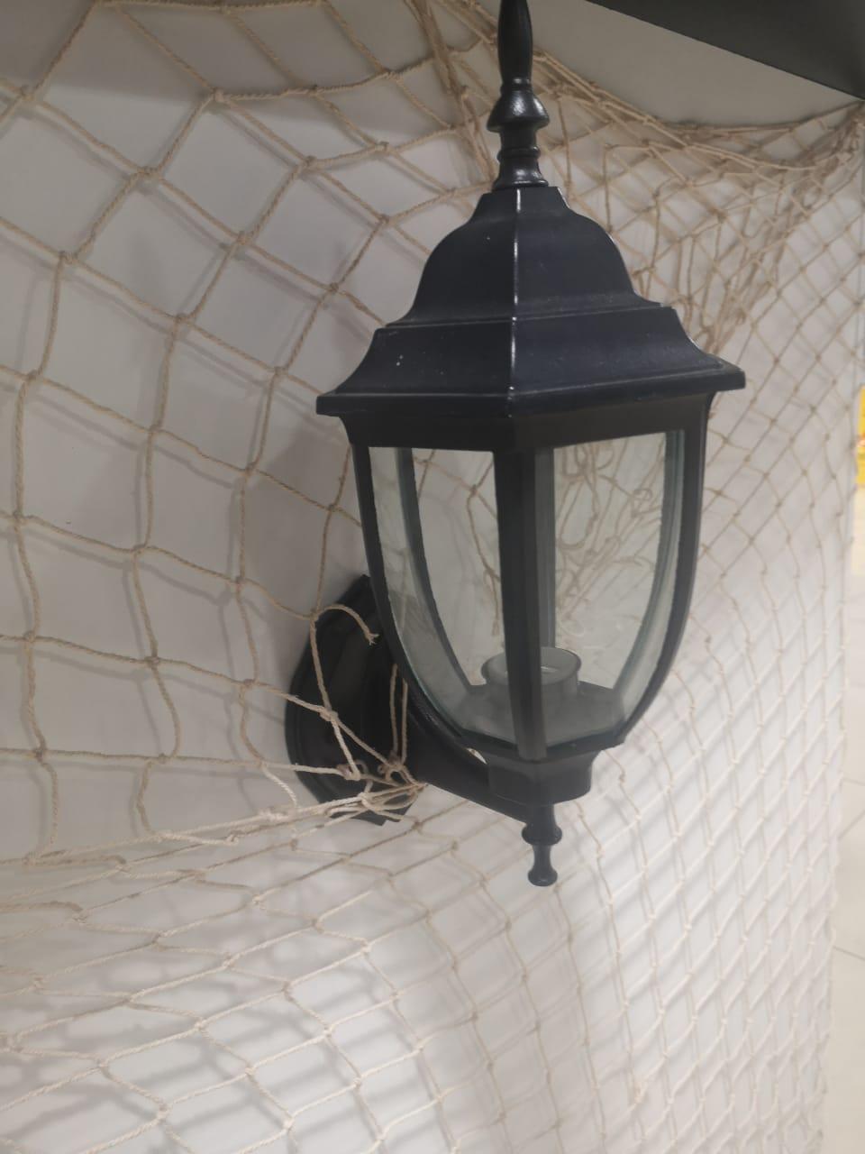 Классический светильник уличный настенный фонарь