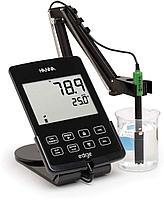 Hanna HI2040-02 edge универсальный прибор в комплекте с датчиком для измерения растворенного кислорода
