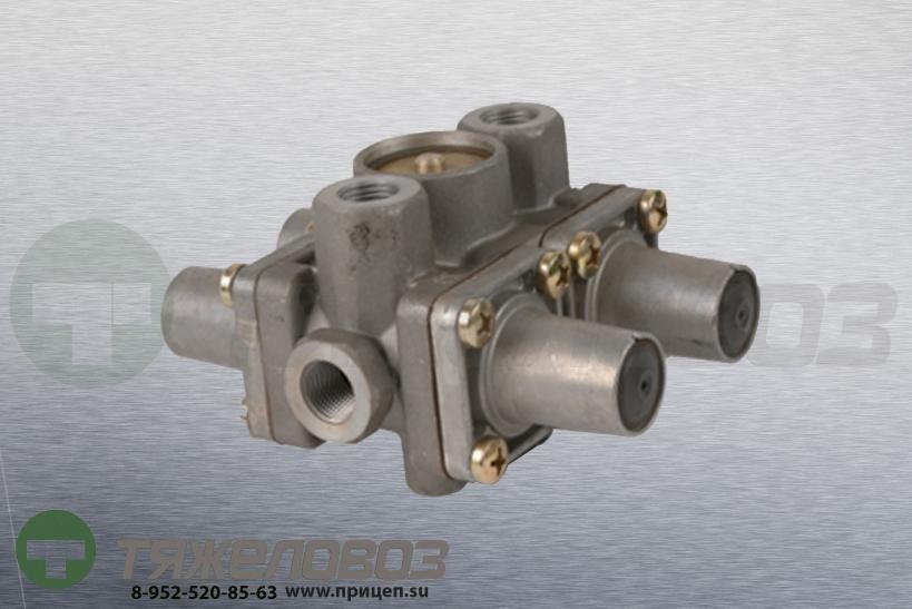 Защитный клапан 4-х контурный 20 бар, М16x1.5/М22x1.5 MB, Iveco 9347020020