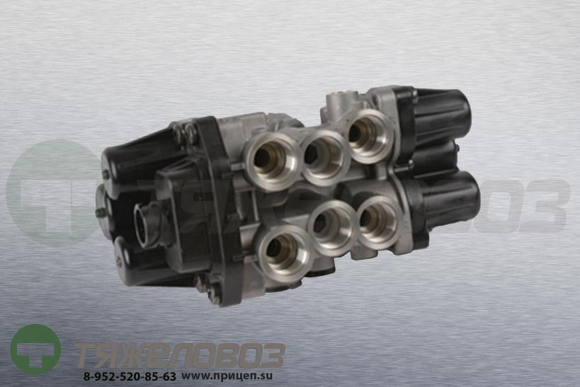 Защитный клапан 4-х контурный 13 бар DAF, Mercedes 9347050050