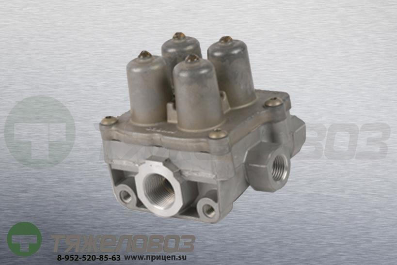 Клапан защитный 4-х контурный MAN, Bus, Neoplan, Ikarus, Liaz, Raba 9347141250