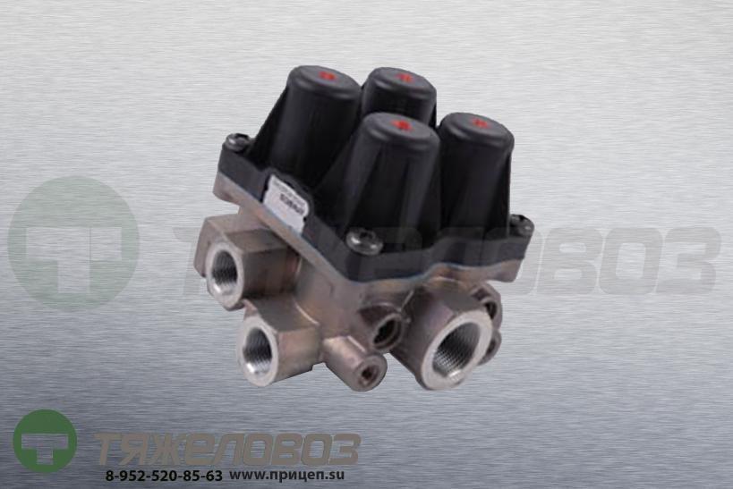 Клапан защитный 4-х контурный Volvo 9347141400