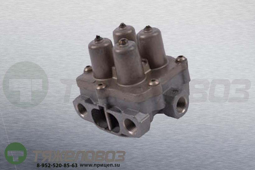 Предохранительный клапан 4-х контурный VOLVO FH/FM 9347141450