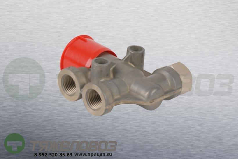 Клапан растормаживания M16.5, красная кнопка для энергоаккумуляторов 9630060030