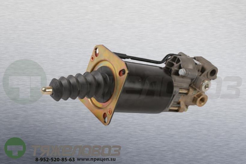 Пневмо-гидравлический усилитель сцепления 10 bar,M16x1.5. M14x1.5 DAF, IVECO, ZF, RVI 9700511140