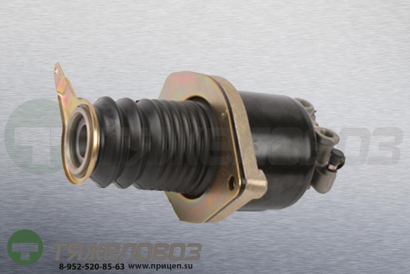 Пневмо-гидравлический усилитель сцепления d=100 MB, DAF 9700511580