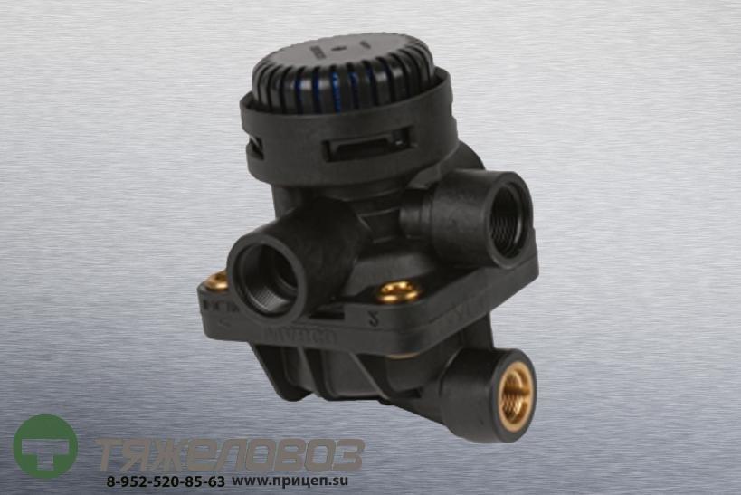 Клапан ускорительный М22x1.5/М16x1.5 10 bar MAN, MB Actros 9730060030