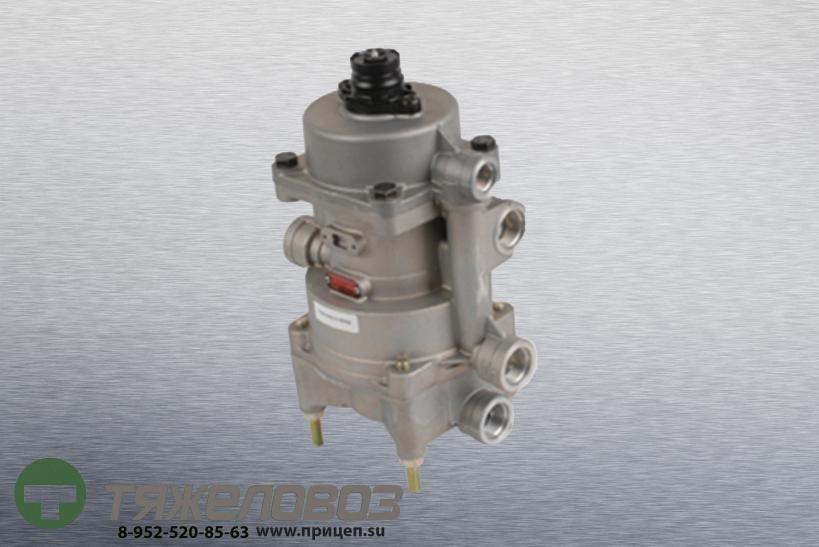 Кран управления тормозами прицепа MAN, DAF, RVI 9730080070