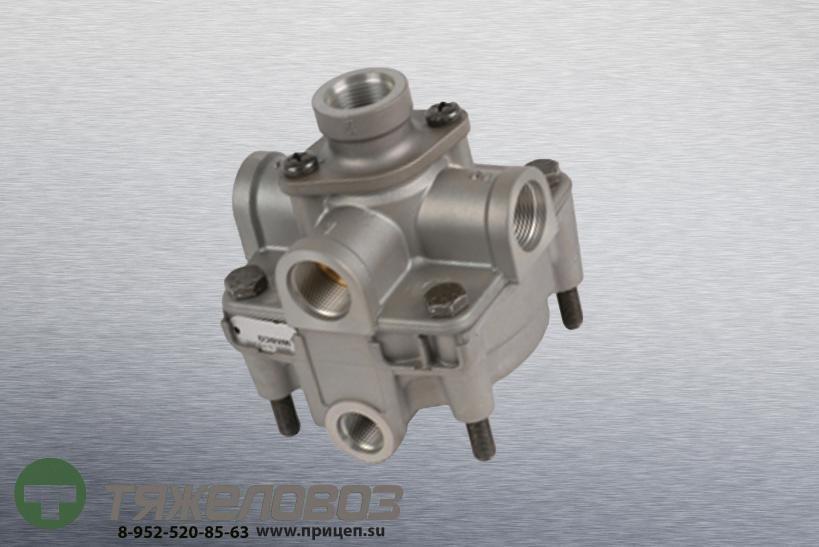 Ускорительный клапан MB Actros М22x1.5/М16x1.5 9730113000