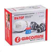 Комплект термостатический 3\4 прямой GIACOMINI