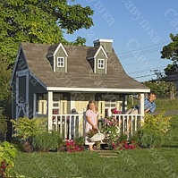 Деревянный домик Эмили Делюкс (модель 1 и 2)
