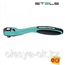 Ключ-трещотка 3/8, 72 зуба. STELS