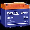 Аккумулятор Delta GX12-45 Xpert (12В, 45Ач)