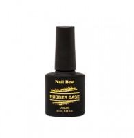 База Nail Best Rubber base (каучуковая база), 10мл