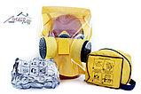 Самоспасатель (УФМС) «Шанс» -Е с полумаской (базовая модель) в футляре-контейнере для хранения, фото 2