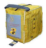 Самоспасатель (УФМС) «Шанс» -Е с полумаской (базовая модель) в футляре-контейнере для хранения, фото 6