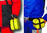 Самоспасатель (УФМС) «Шанс» -Е с полумаской (базовая модель) в футляре-контейнере для хранения, фото 7