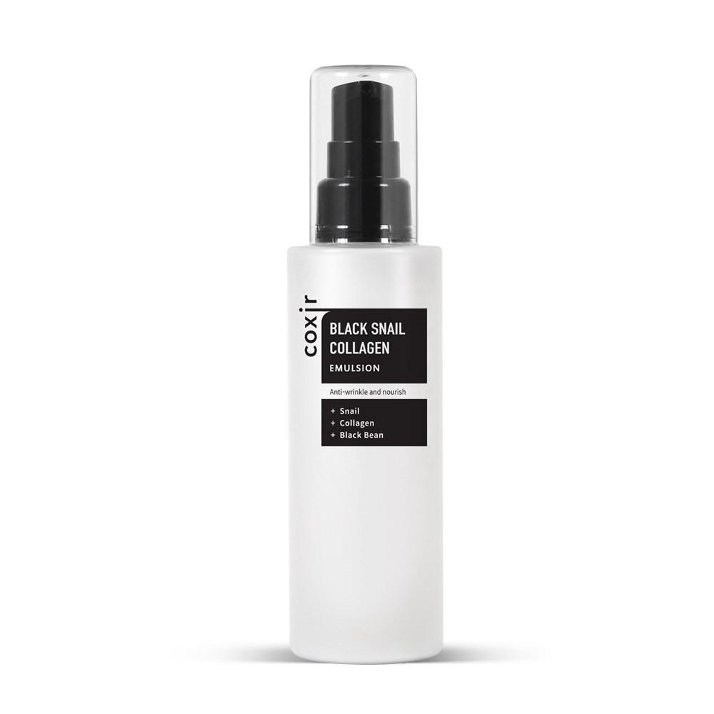 Coxir Black Snail Collagen Emulsion Улиточная Эмульсия 100мл.