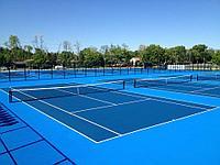 Профессиональное покрытие для теннисного корта Casali Supersoft