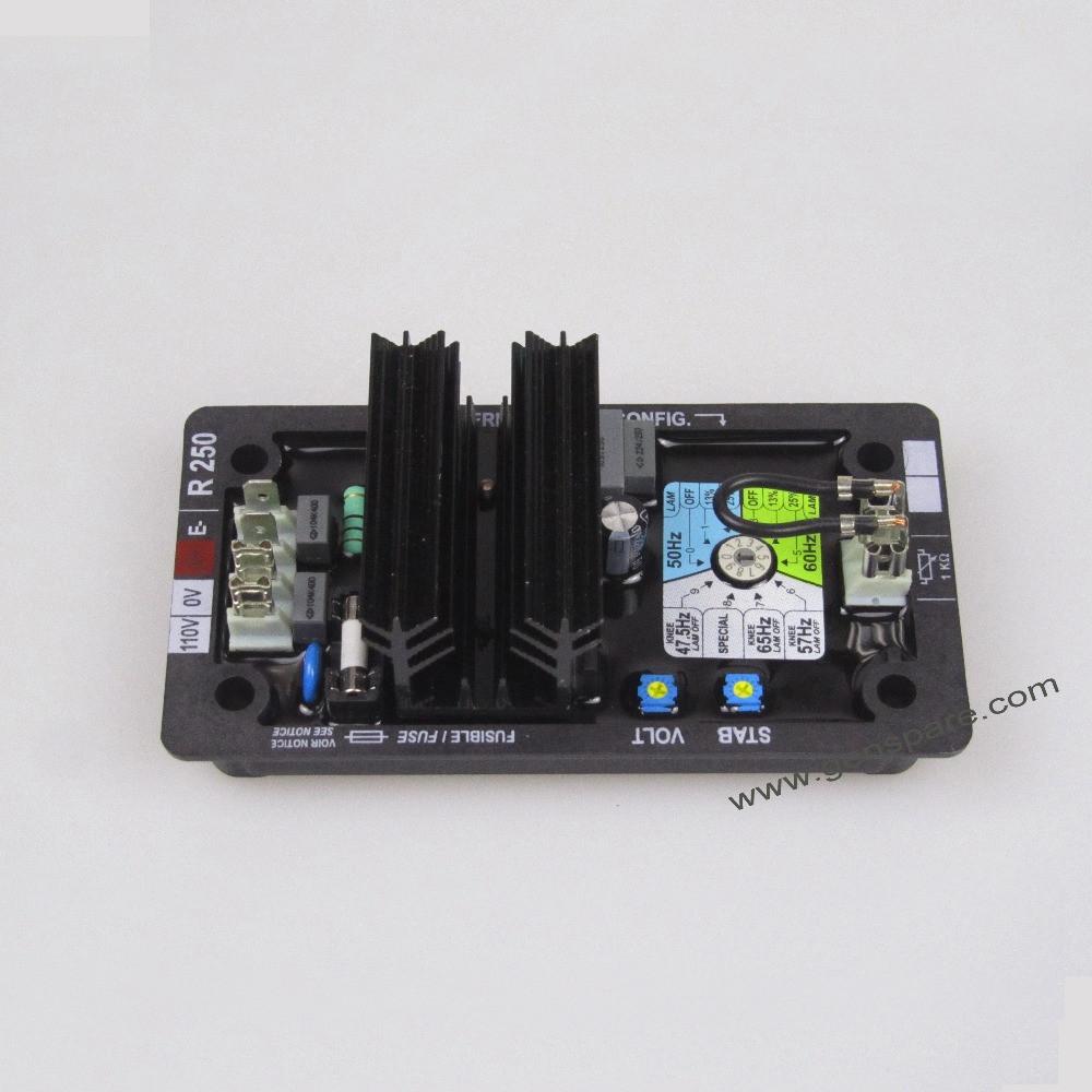 AVR для генератора генератора напряжения AVR