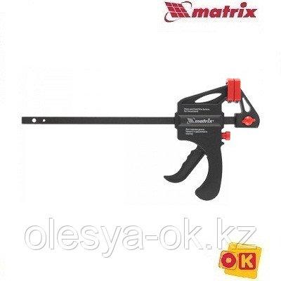 Струбцина универсальная 200 х 315 х 45 мм. MATRIX, фото 2