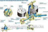 Редуктор кислородный  БКО-50-4ДМ ф9 АЛМАТЫ