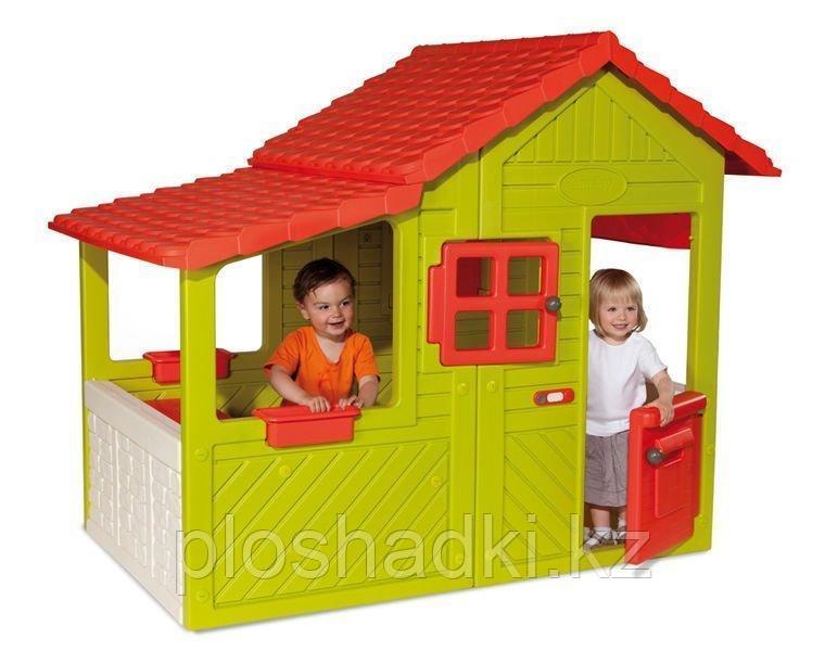 Детский игровой домик Садовода 310300 Smoby