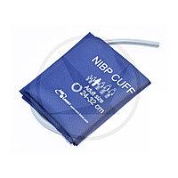 Манжета НиАД для монитора, многоразовая 24-32см (однопортовая/взрослая), фото 1