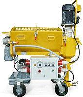 Штукатурная машина ШМ-30 (диафрагменный компрессор)