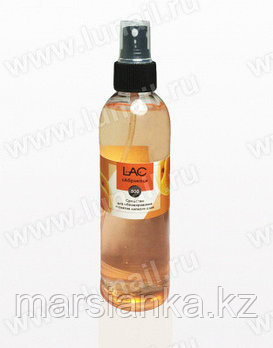 """Жидкость для снятия липкого слоя """"Абрикос"""" LAC, 200мл"""