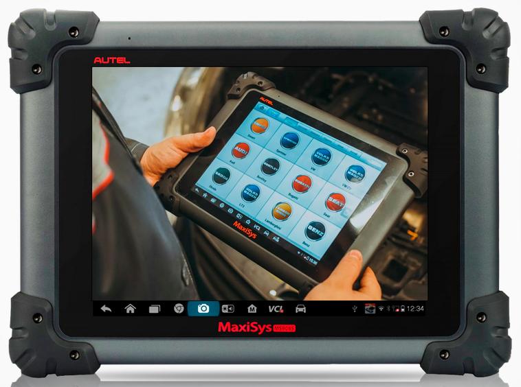 Сканер диагностический Autel MaxiSys MS908S PRO, HaynesPro Electronics Full, российская версия