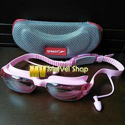 Очки для плавания Speedo с чехлом