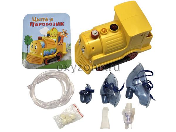 Детский компрессорный ингалятор B.Well WN-115K - фото 2