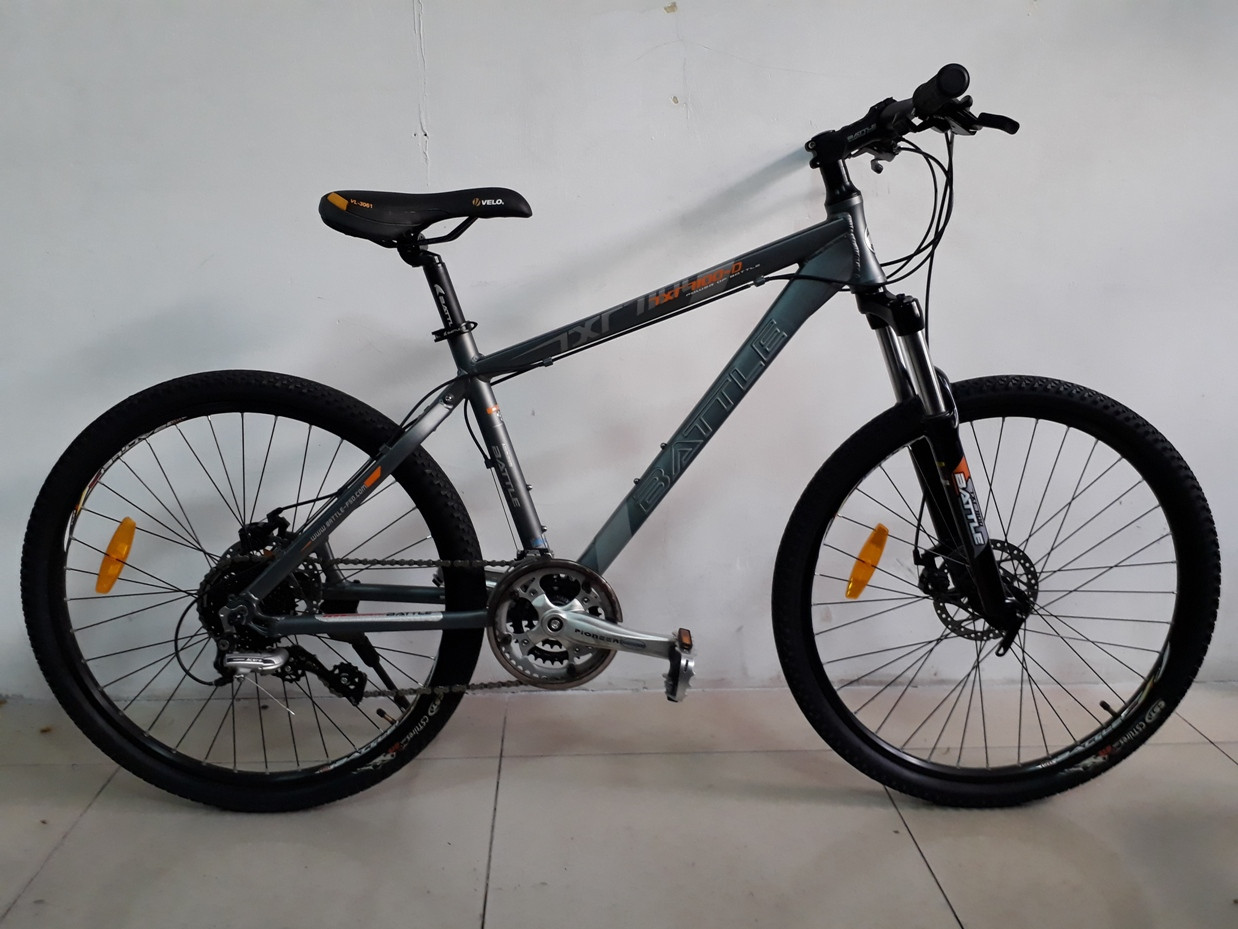Велосипед Battle 7100