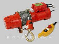 Лебедка электрическая JK 10  г/п 10 т, длина троса 300 м