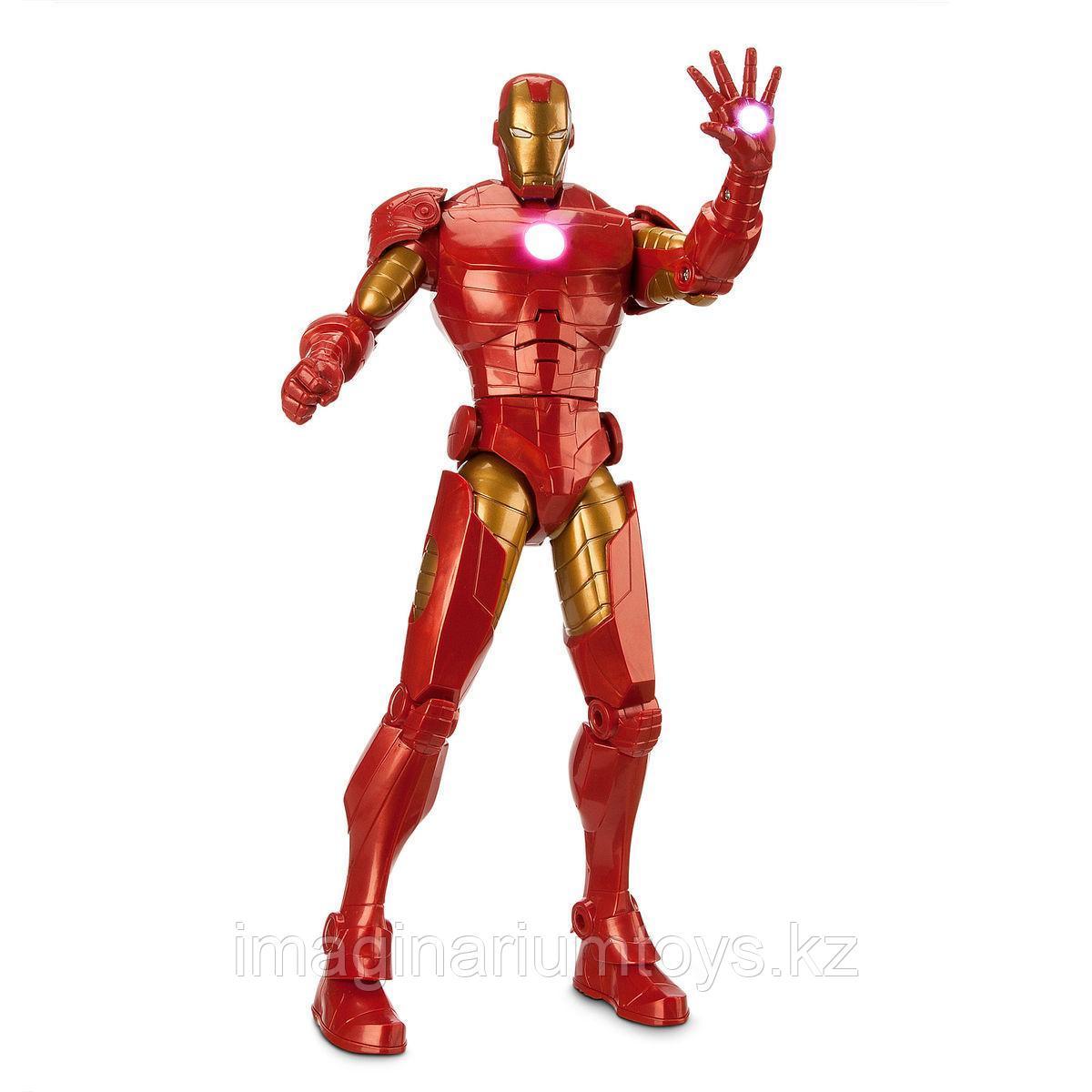 Фигурка интерактивная Железный Человек 35 см Disney