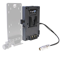 ARRI Bebob V-Mount Battery Adapter for ALEXA Mini / адаптер для V-mount батарей