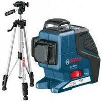 Линейный лазерный нивелир Bosch GLL 3-80 P + BТ 150