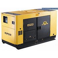 Дизельный генератор KIPOR KDE60SS3+KPEC40075DQ52A в Алматы