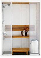 Сауны для ванной комнаты CAPELLADUAL с душем Harvia SC1409D в Алматы