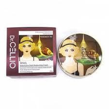 Мультиактивированный увлажняющий улиточный крем 100г/Dr.Cellio Premium Multi-Active Snail Moisturizing Cream
