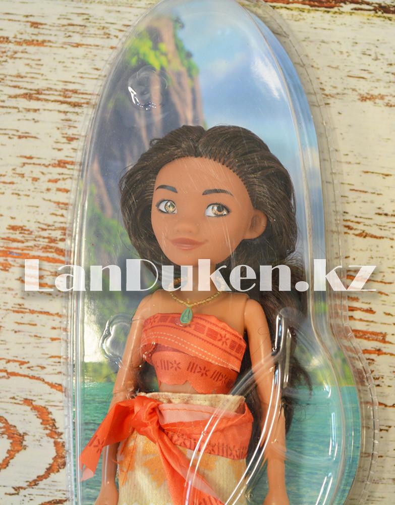 Кукла принцесса Моана Дисней (Moana) 25 см - фото 4
