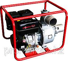 Мотопомпа бензиновая MAGNETTA GP40-177F,  D100 мм, 40-75 м.куб/ч