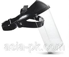 Щиток защитный прозрачный (открытый)