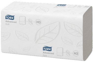 Листовые полотенца Tork сложенные Singlefold